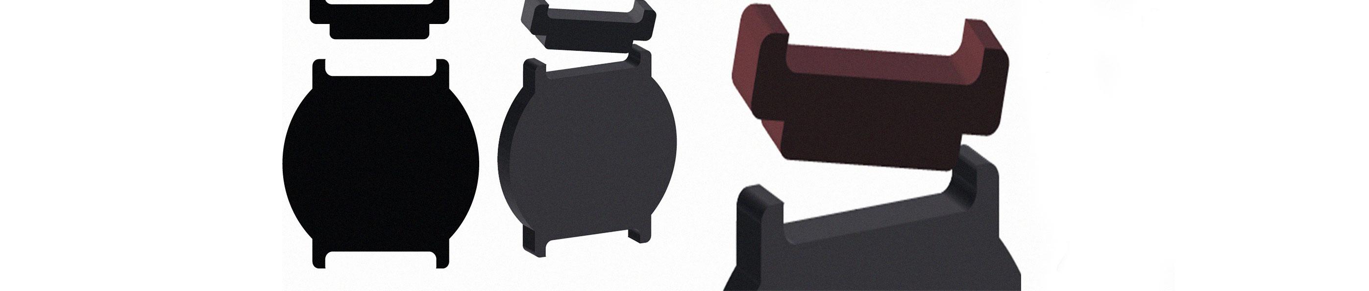 3D Einzelteile, Illustrator