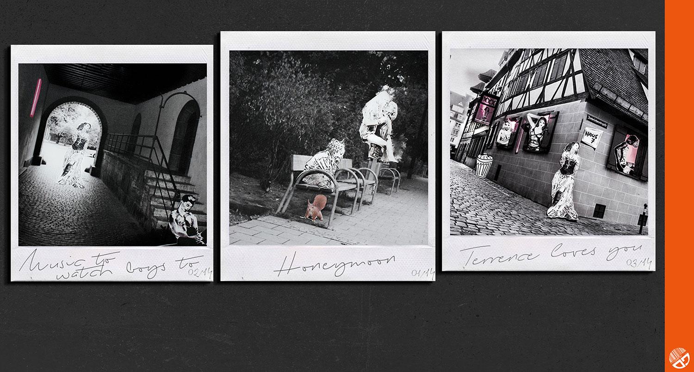collage art, Nürnberg, Deutsche POP