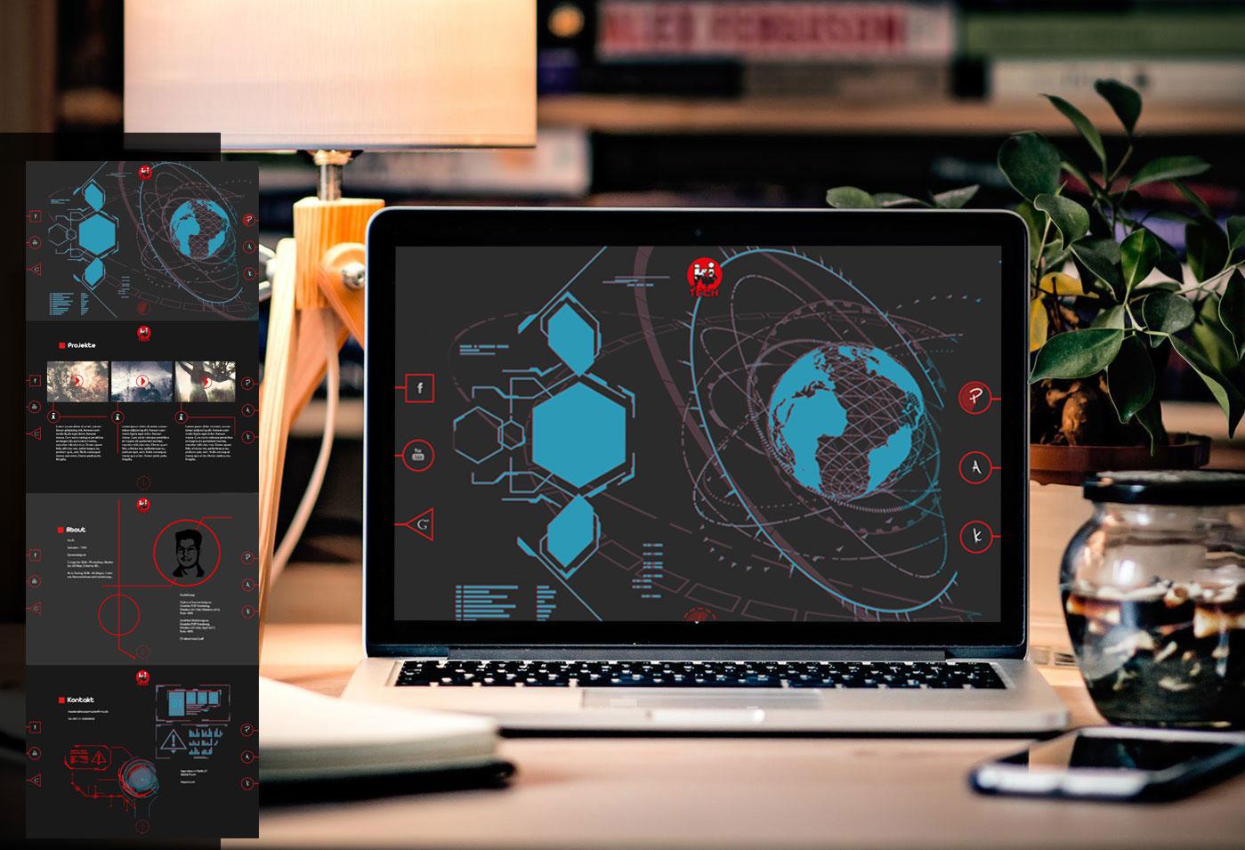 ibo game, screendesign